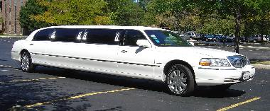 limousines, stretch limousines, weddings, proms, chicagoland, chicago